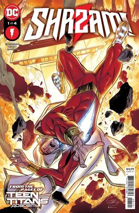 0521dc038 ComicList: DC Comics New Releases for 07/21/2021