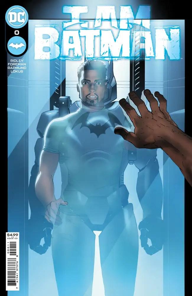 0621DC006 ComicList: DC Comics New Releases for 08/11/2021