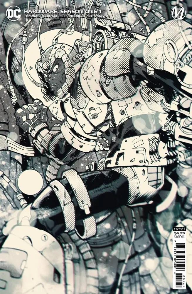 0621DC014 ComicList: DC Comics New Releases for 08/11/2021