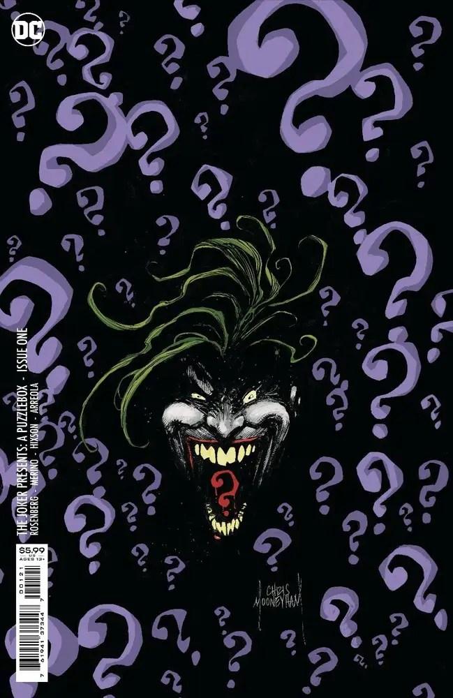 0621DC034 ComicList: DC Comics New Releases for 08/04/2021