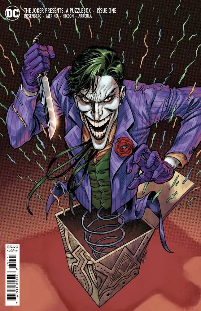 0621DC035 ComicList: DC Comics New Releases for 08/04/2021