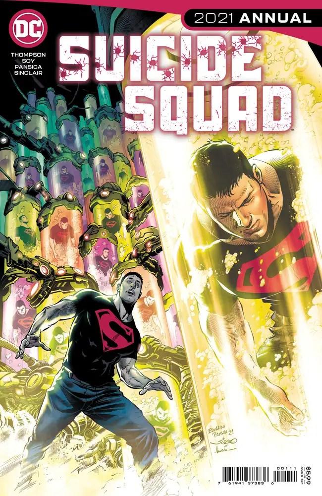 0621DC053 ComicList: DC Comics New Releases for 09/08/2021