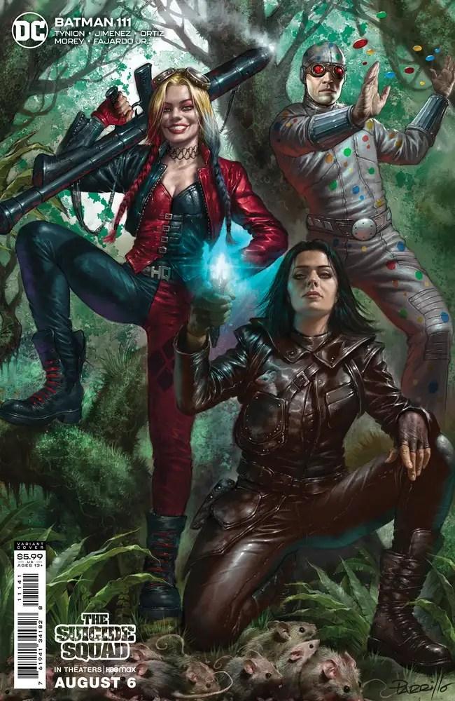 0621DC071 ComicList: DC Comics New Releases for 08/04/2021