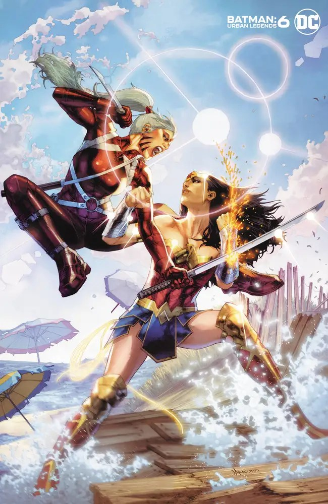 0621DC079 ComicList: DC Comics New Releases for 08/11/2021