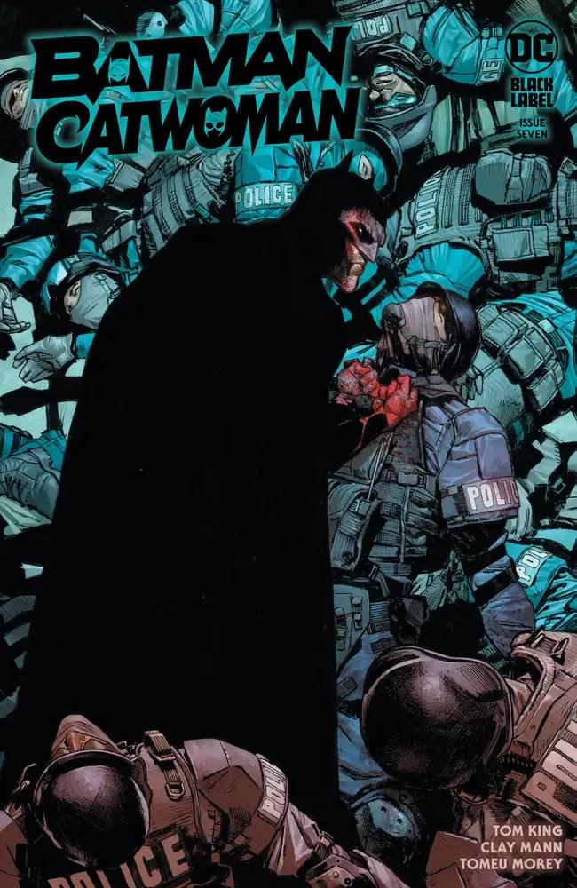 0621DC081 ComicList: DC Comics New Releases for 09/08/2021