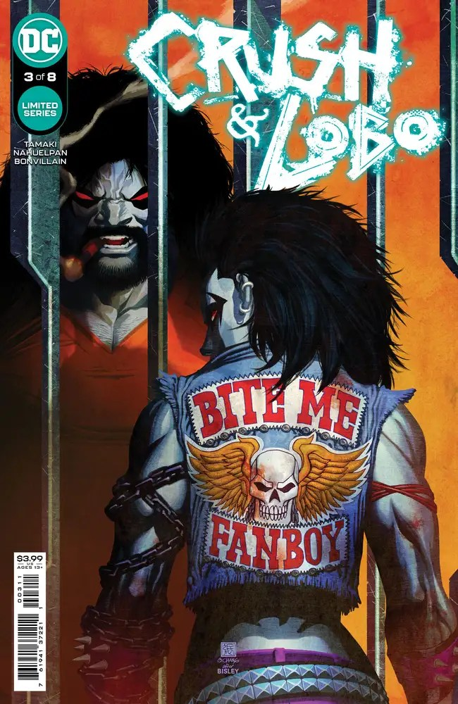 0621DC097 ComicList: DC Comics New Releases for 08/04/2021