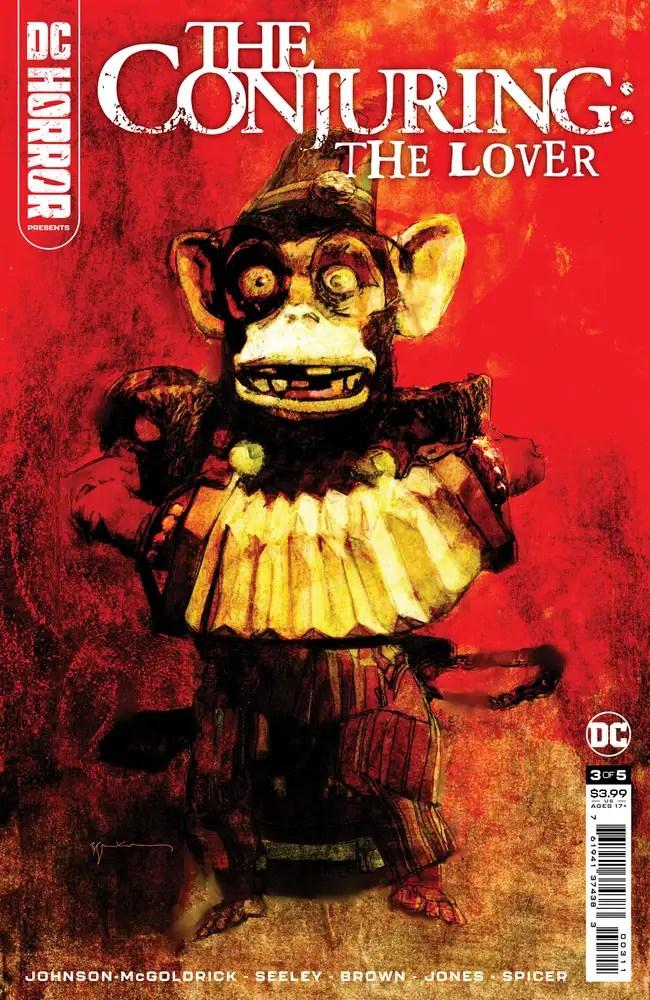 0621DC099 ComicList: DC Comics New Releases for 08/04/2021