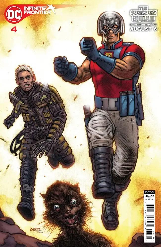 0621DC118 ComicList: DC Comics New Releases for 08/11/2021