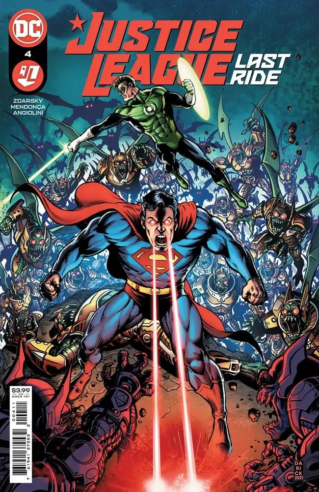 0621DC127 ComicList: DC Comics New Releases for 08/11/2021