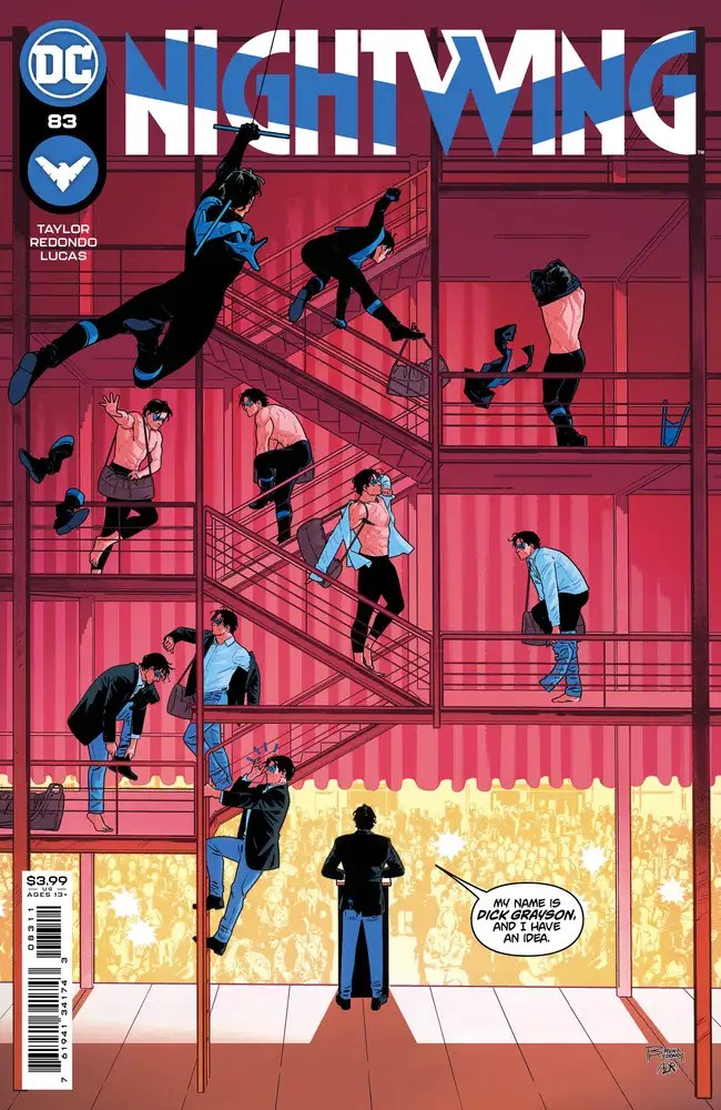 0621DC134 ComicList: DC Comics New Releases for 08/18/2021
