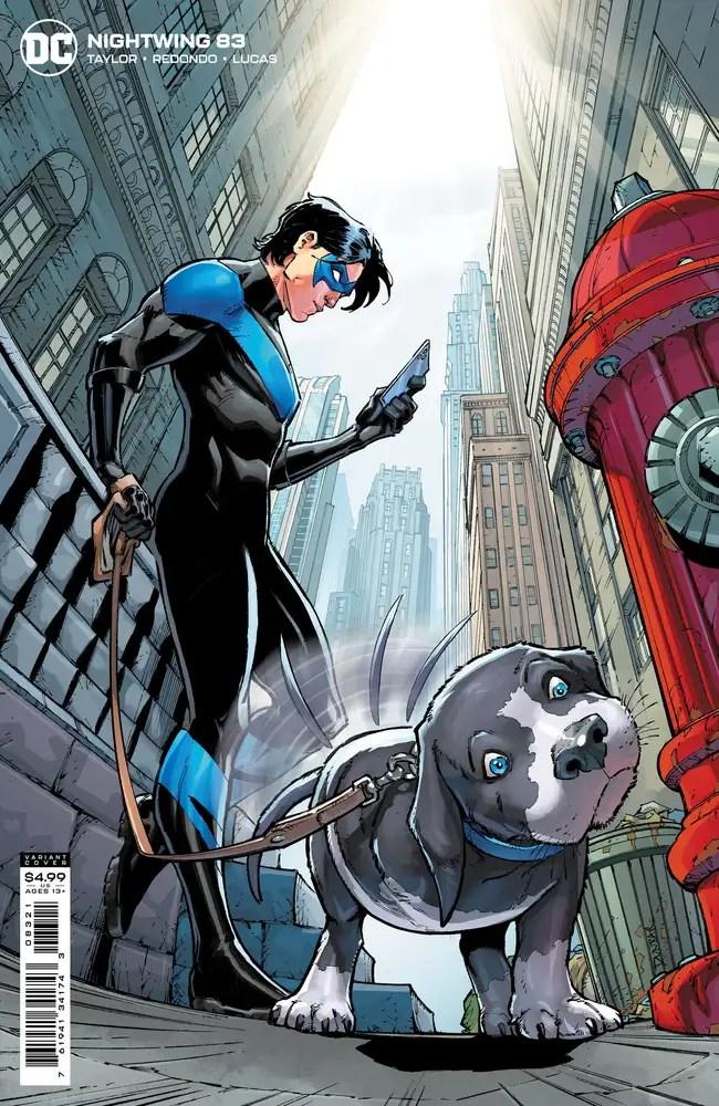 0621DC135 ComicList: DC Comics New Releases for 08/18/2021