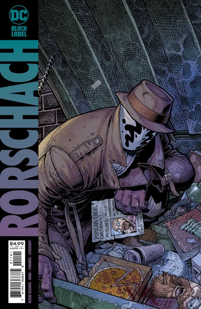 0621DC139 ComicList: DC Comics New Releases for 08/11/2021