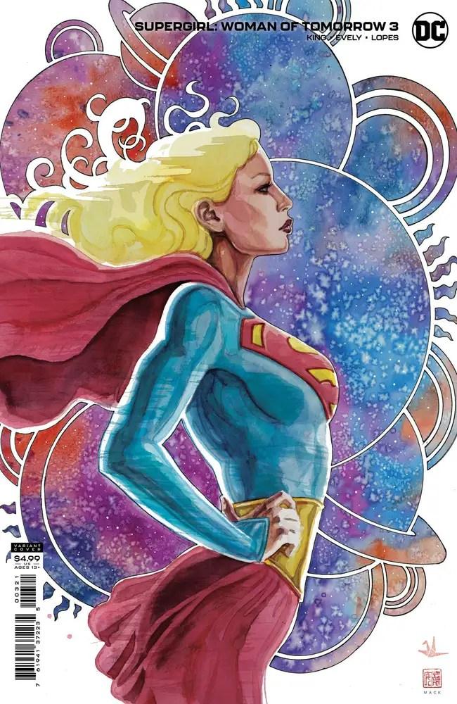 0621DC155 ComicList: DC Comics New Releases for 08/18/2021