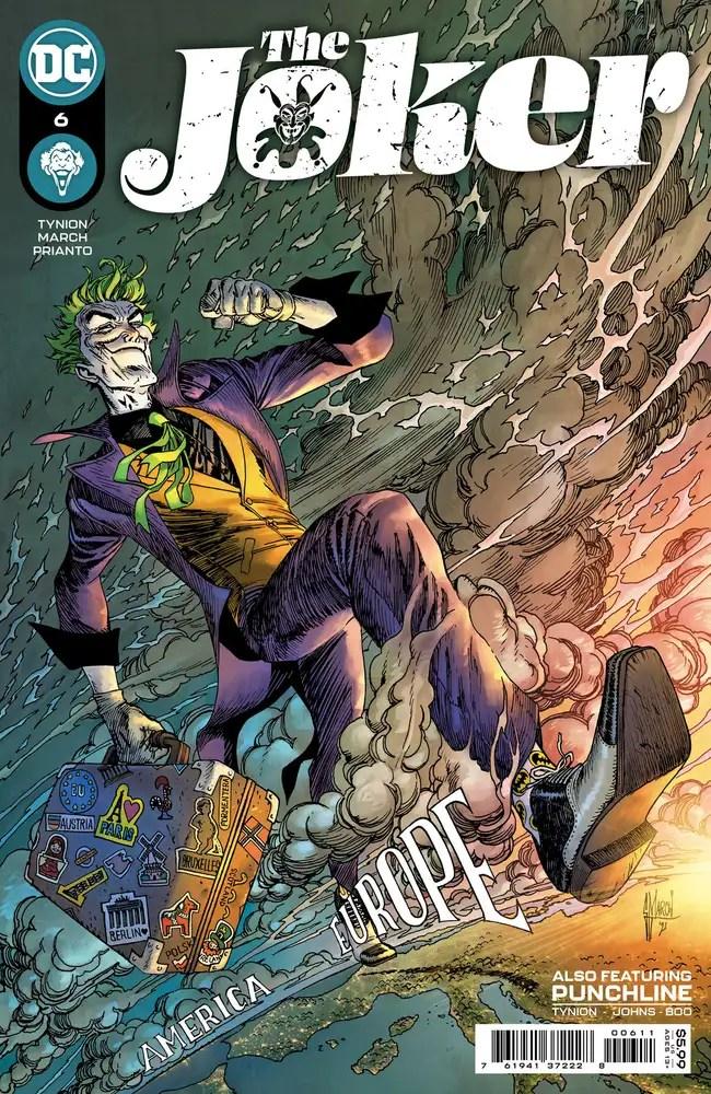 0621DC173 ComicList: DC Comics New Releases for 08/11/2021