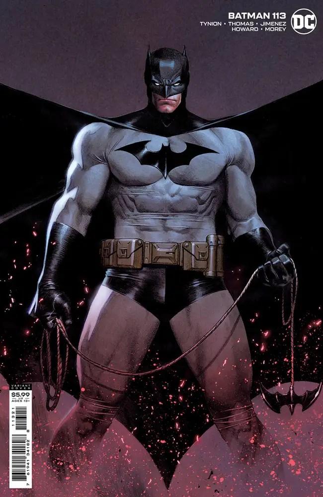 0721DC011 ComicList: DC Comics New Releases for 09/22/2021