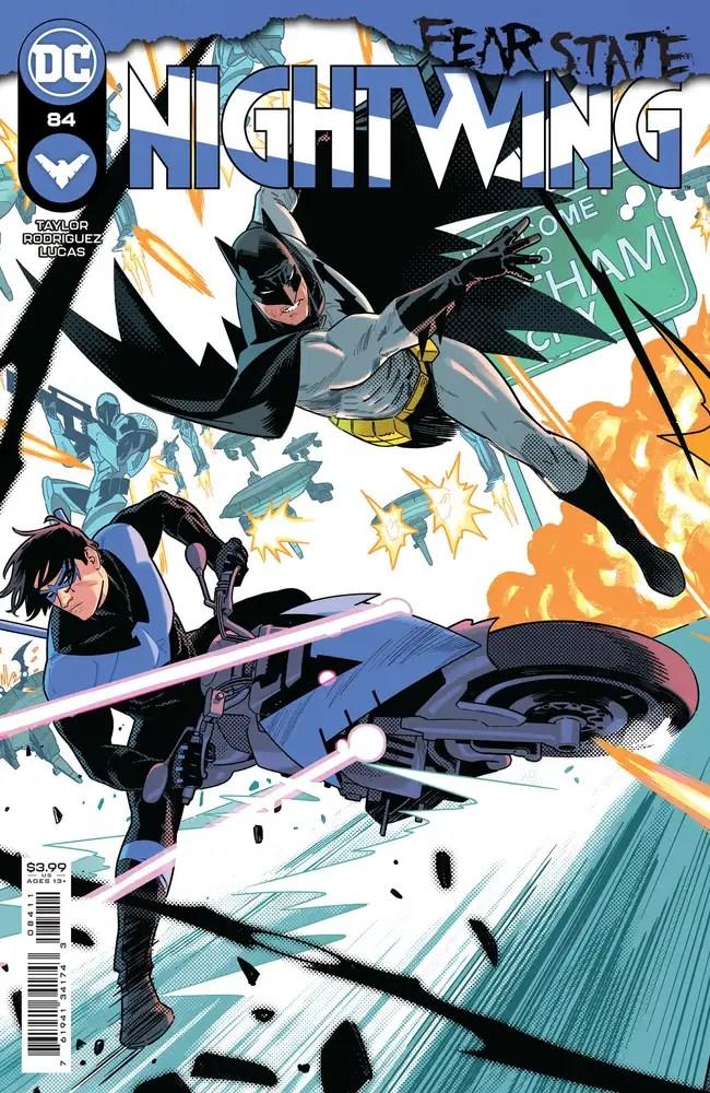 0721DC019 ComicList: DC Comics New Releases for 09/22/2021