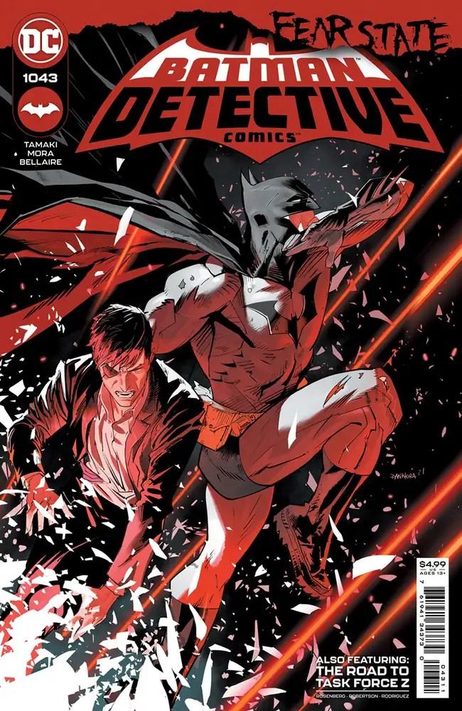 0721DC022 ComicList: DC Comics New Releases for 09/29/2021