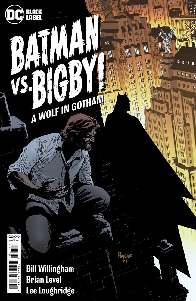 0721DC031 ComicList: DC Comics New Releases for 09/29/2021
