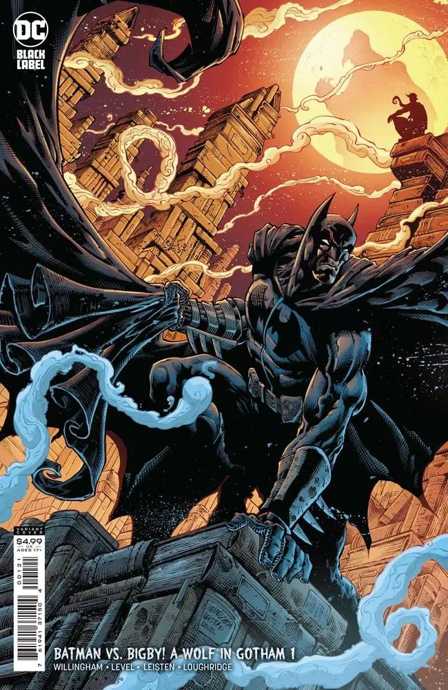0721DC032 ComicList: DC Comics New Releases for 09/29/2021