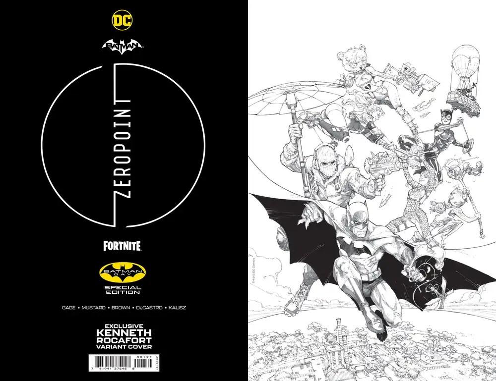 0721DC036 ComicList: DC Comics New Releases for 09/15/2021