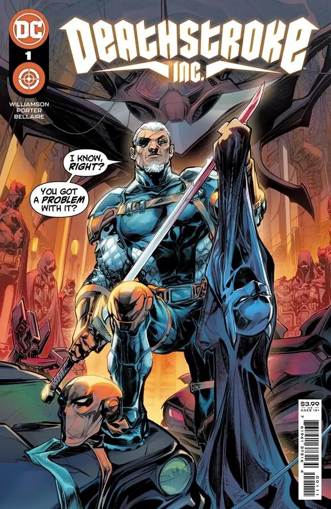 0721DC038 ComicList: DC Comics New Releases for 09/29/2021