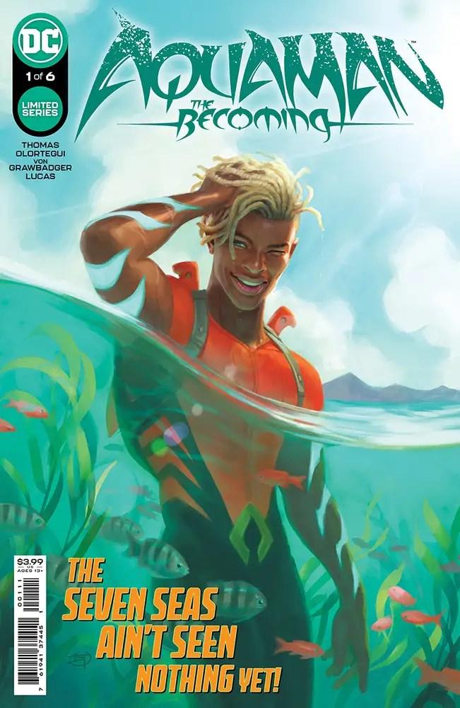 0721DC043 ComicList: DC Comics New Releases for 09/22/2021