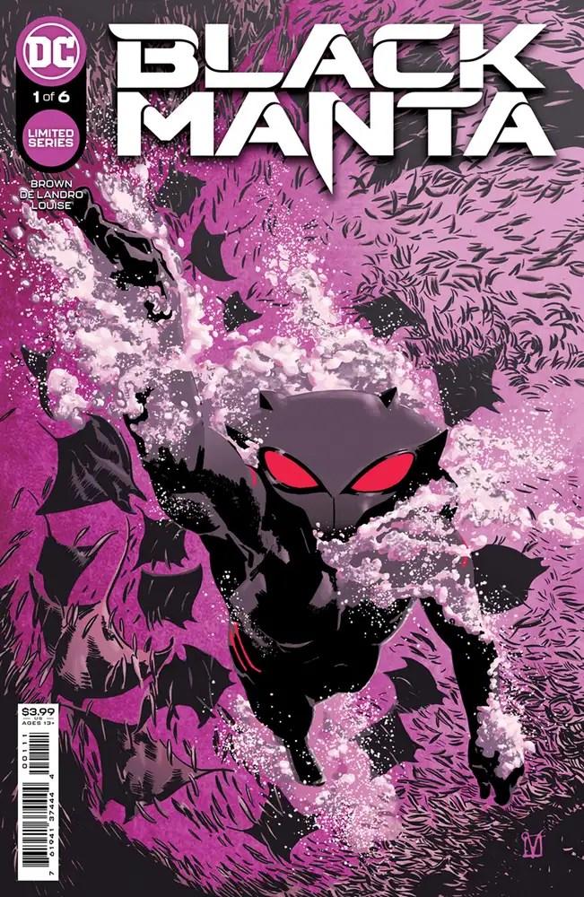 0721DC046 ComicList: DC Comics New Releases for 09/08/2021