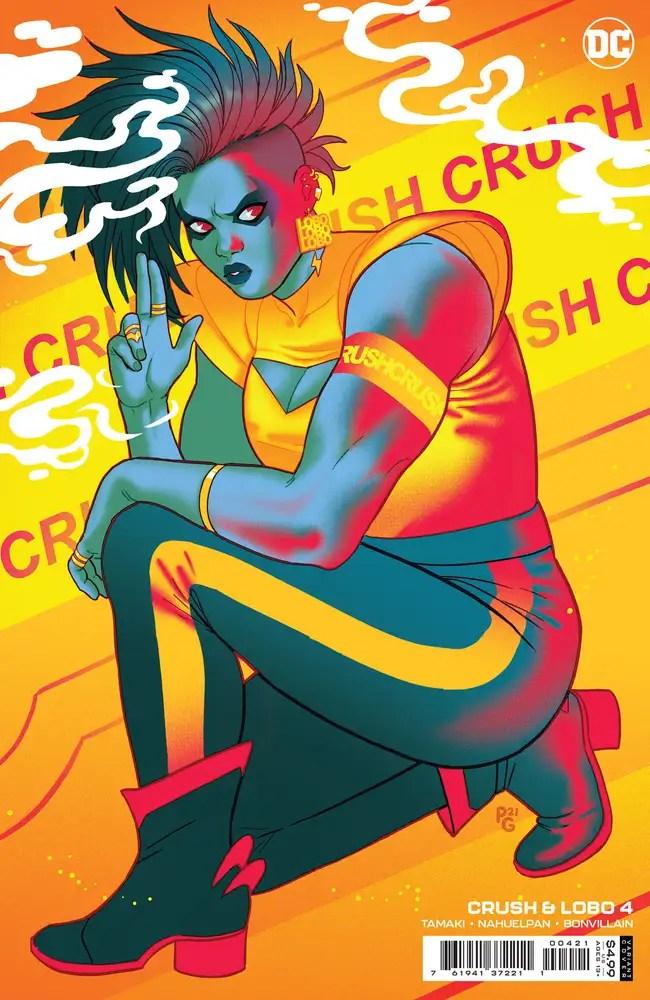 0721DC083 ComicList: DC Comics New Releases for 09/08/2021