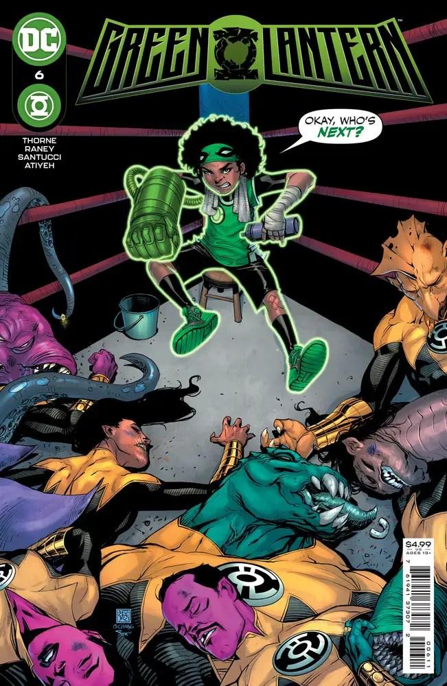 0721DC088 ComicList: DC Comics New Releases for 09/08/2021