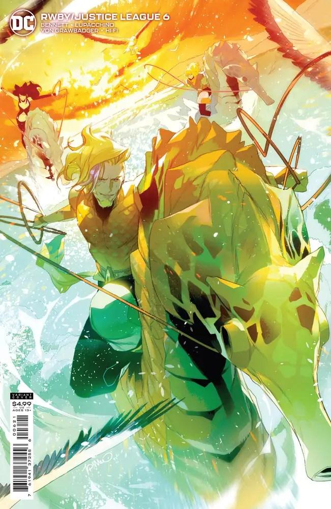 0721DC115 ComicList: DC Comics New Releases for 09/29/2021