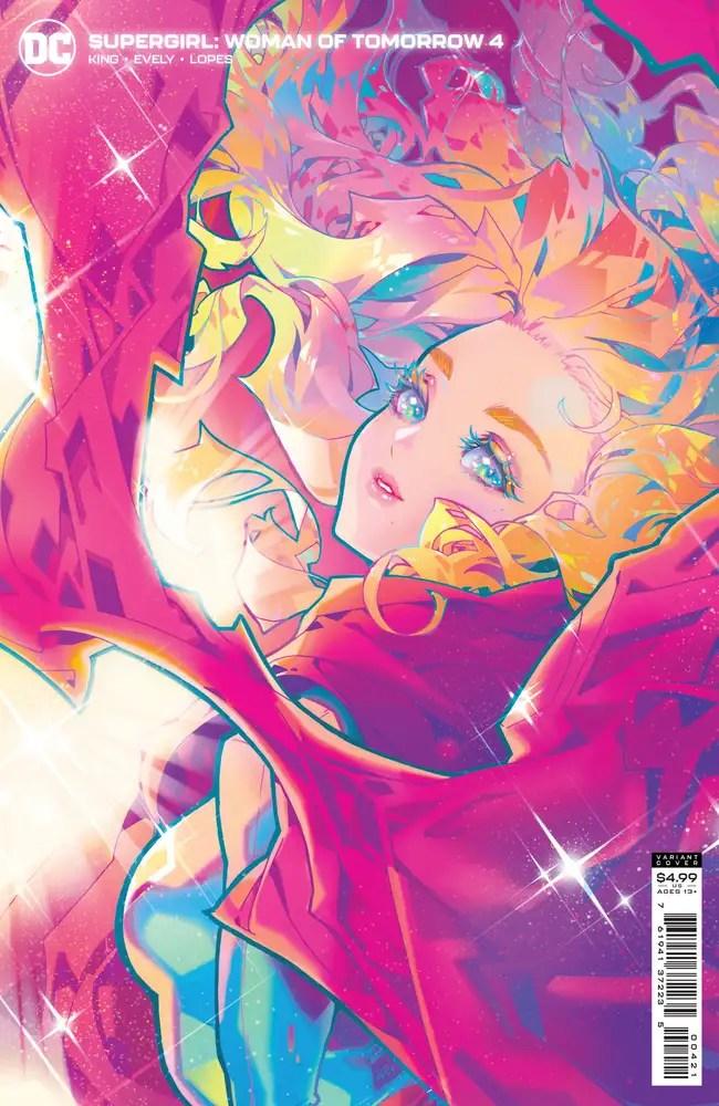 0721DC129 ComicList: DC Comics New Releases for 09/22/2021
