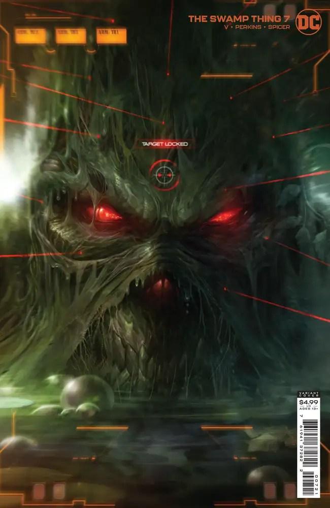0721DC150 ComicList: DC Comics New Releases for 09/08/2021