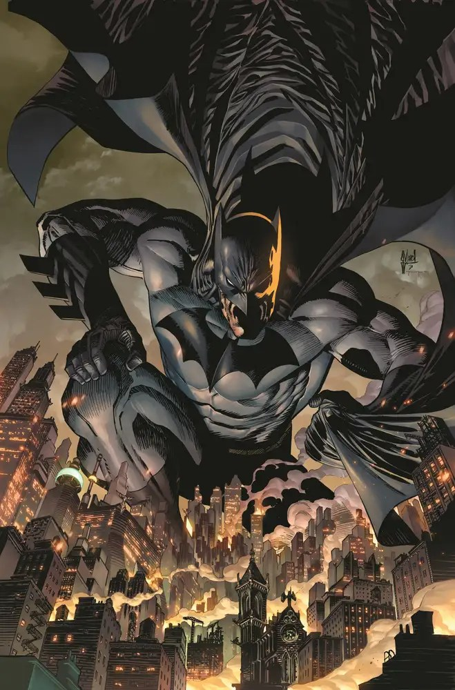 0820DC005 ComicList: DC Comics New Releases for 10/21/2020