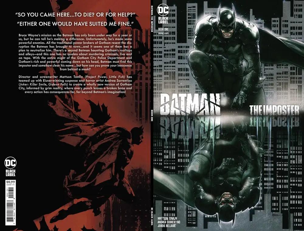 0821DC003 ComicList: DC Comics New Releases for 10/13/2021
