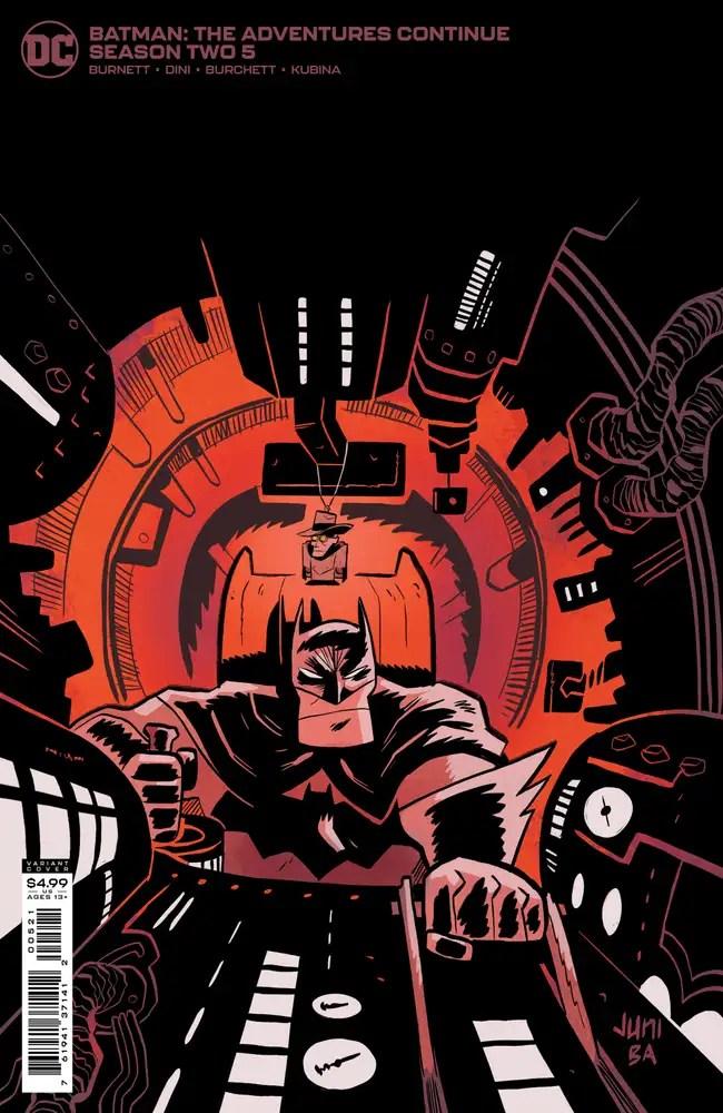 0821DC093 ComicList: DC Comics New Releases for 10/06/2021