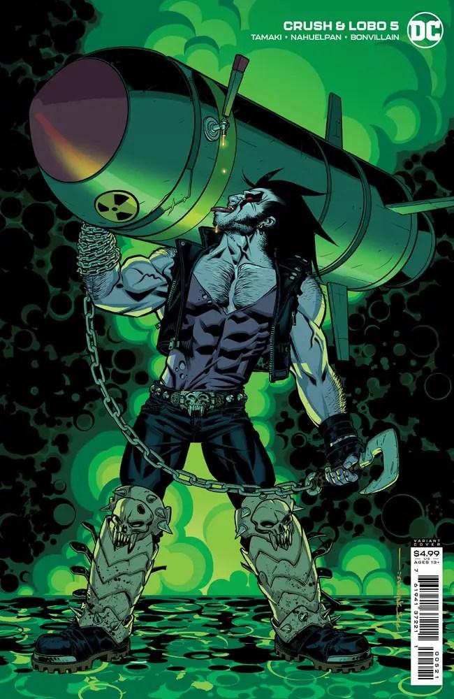 0821DC105 ComicList: DC Comics New Releases for 10/06/2021