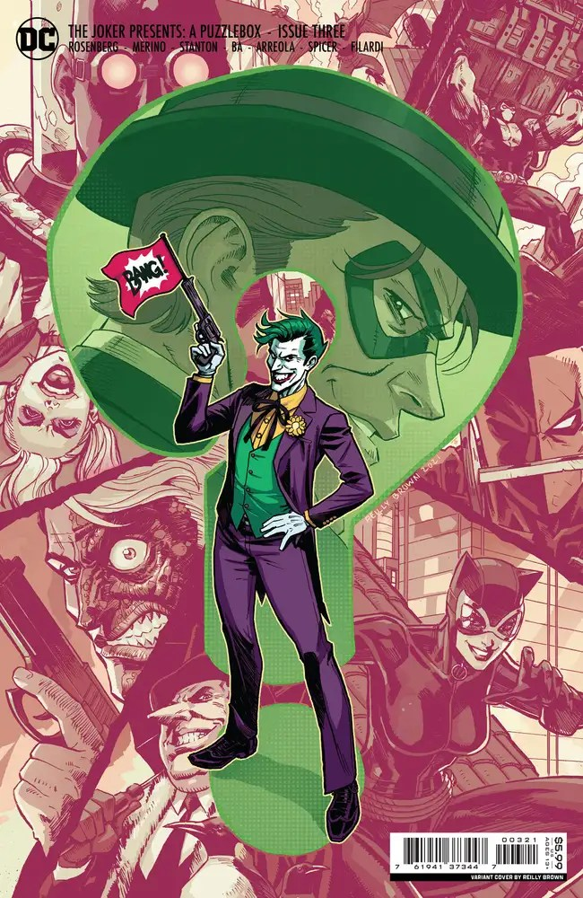 0821DC160 ComicList: DC Comics New Releases for 10/06/2021