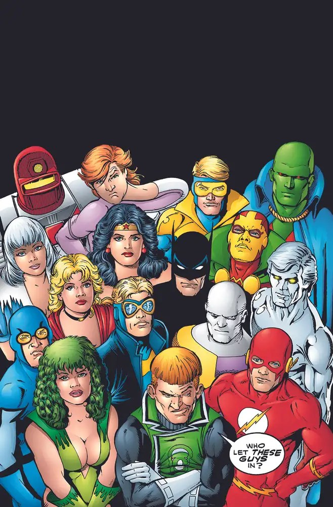 1020DC144 ComicList: DC Comics New Releases for 01/27/2021