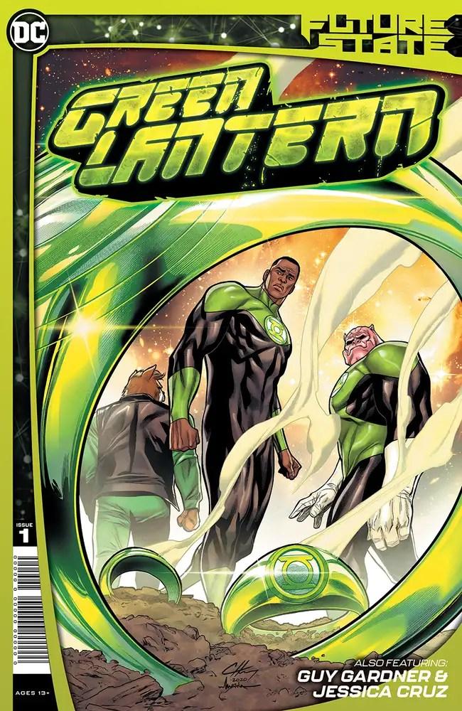 1120DC018 ComicList: DC Comics New Releases for 01/13/2021