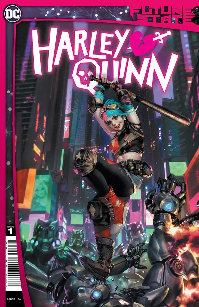 1120DC020 ComicList: DC Comics New Releases for 01/06/2021