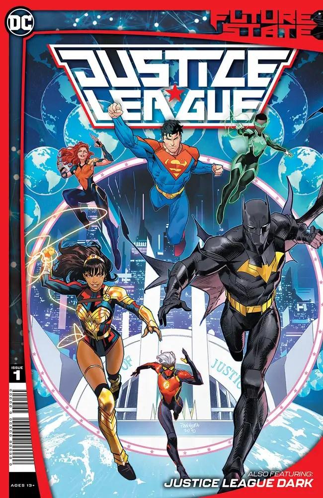 1120DC024 ComicList: DC Comics New Releases for 01/13/2021