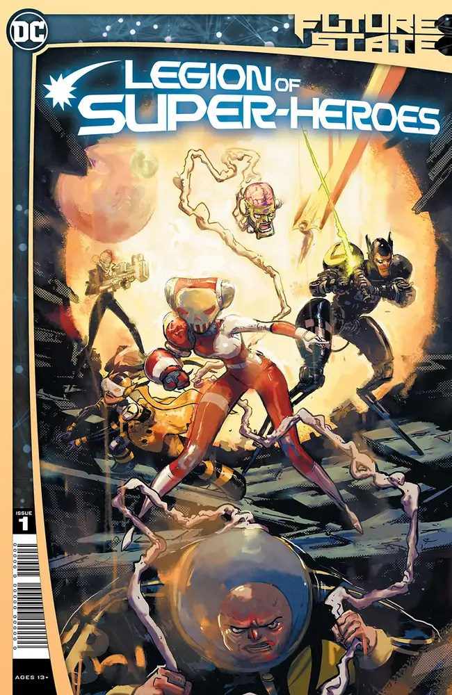 1120DC028 ComicList: DC Comics New Releases for 01/27/2021