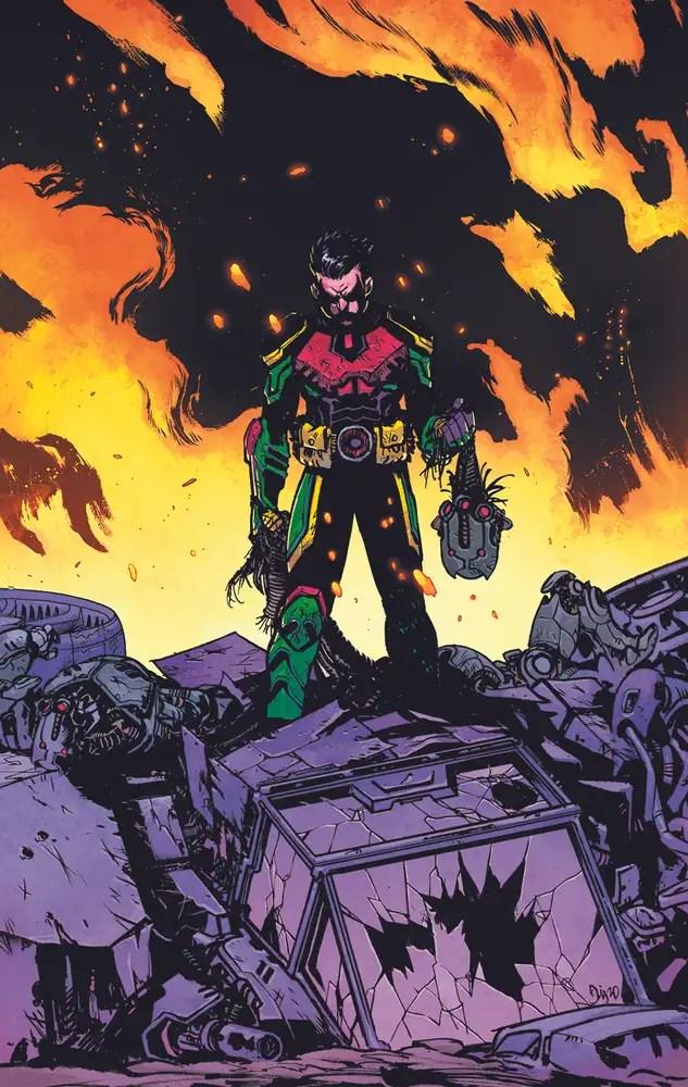 1120DC033 ComicList: DC Comics New Releases for 01/13/2021