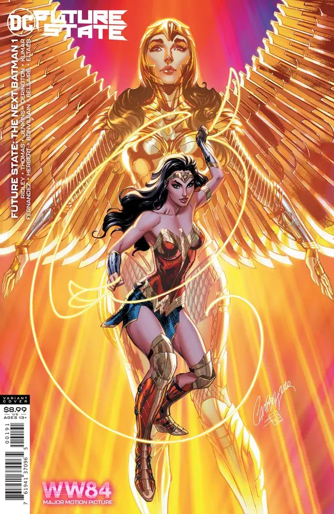 1120DC801 ComicList: DC Comics New Releases for 01/06/2021
