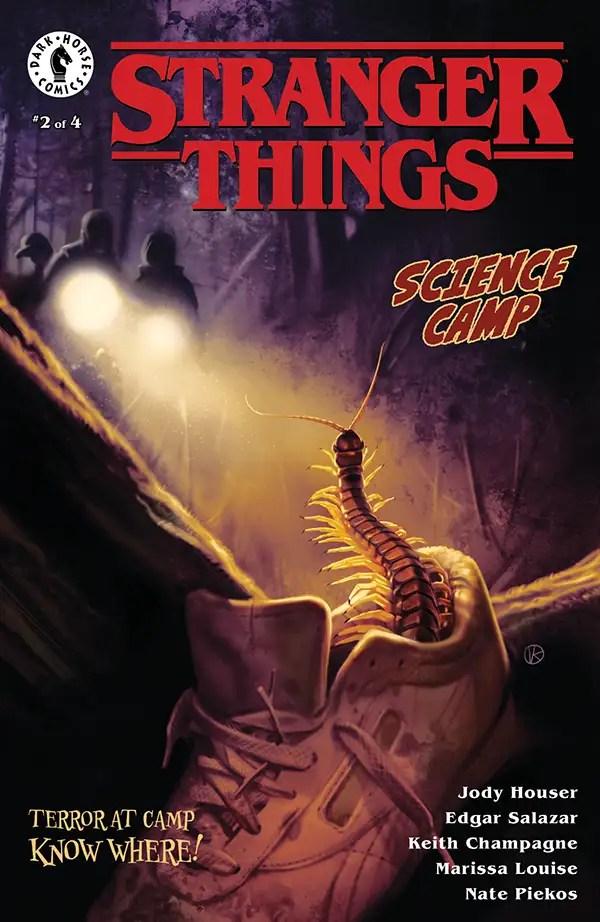 3002830 ComicList: Dark Horse Comics New Releases for 10/28/2020