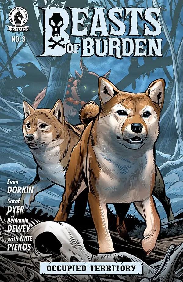 3004143 ComicList: Dark Horse Comics New Releases for 06/02/2021