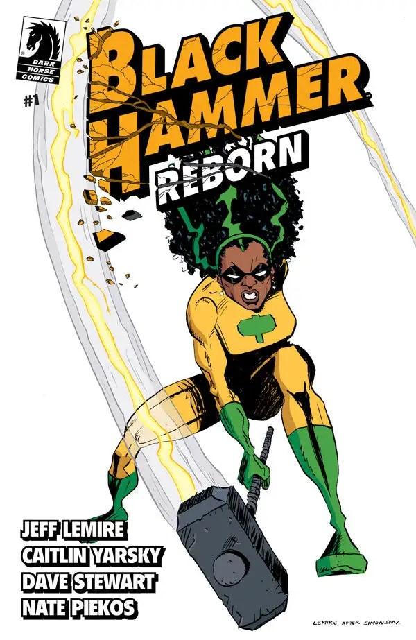 3004458 ComicList: Dark Horse Comics New Releases for 06/23/2021