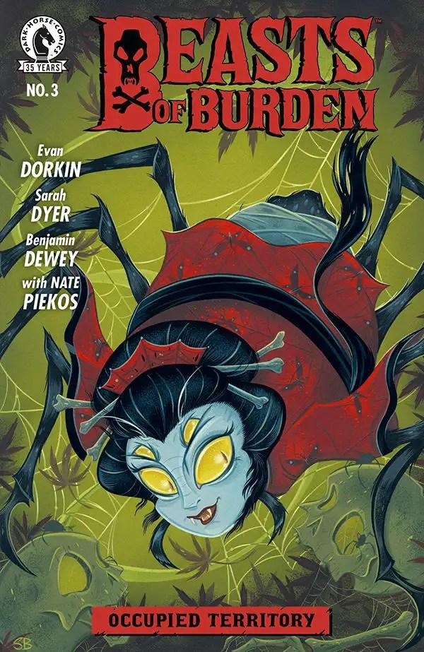 3006364 ComicList: Dark Horse Comics New Releases for 06/02/2021