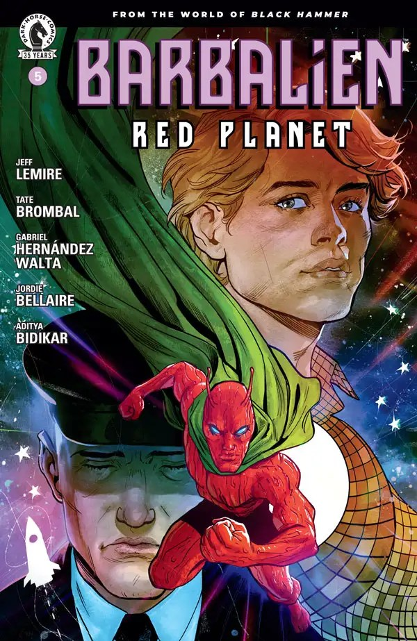 3007049 ComicList: Dark Horse Comics New Releases for 03/24/2021