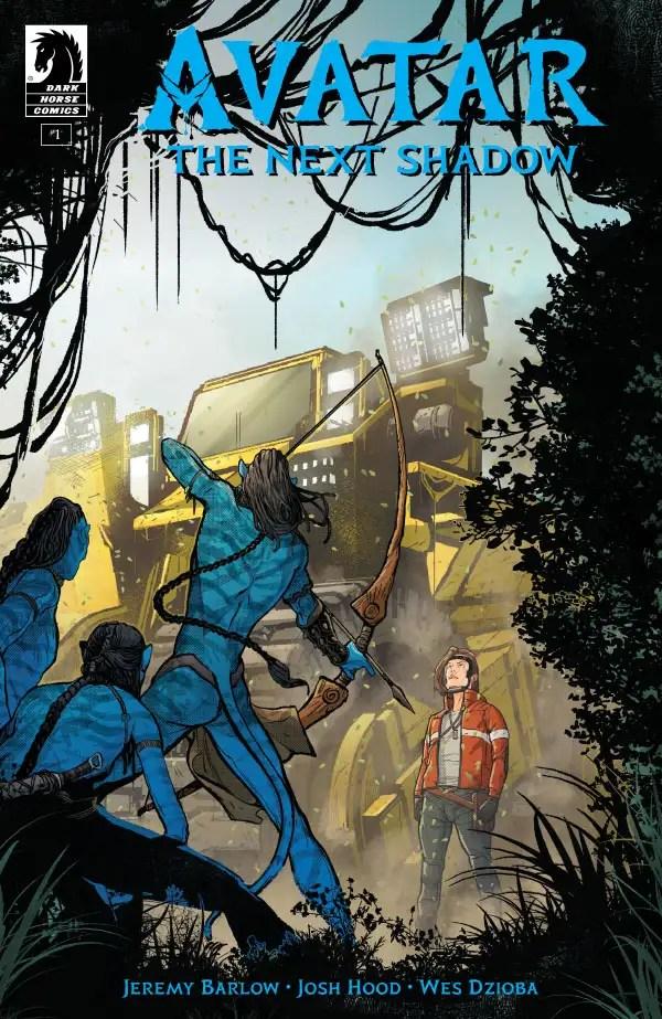 3007108 ComicList: Dark Horse Comics New Releases for 12/30/2020
